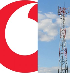 LTE Vodafone Netzausbau