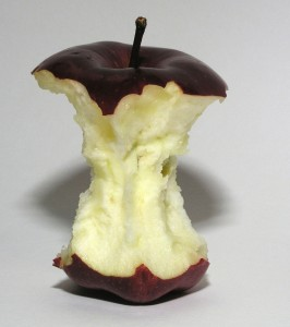 Apple - so geht es auch nicht!