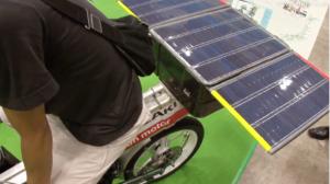 Fujin Solarbike - Reichweite bis zu 220 Km