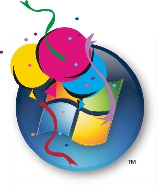 25 Jahre Windows - Happy Birthday
