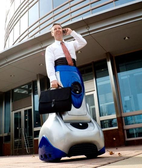 Exmovere Chariot - Rollstuhl der Zukunft2